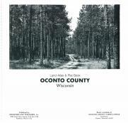 Title Page, Oconto County 1987